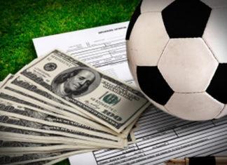 Kiếm tiền online từ cá độ bóng đá