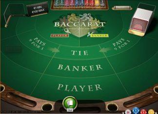 Chơi baccarat online thắng tại sao không?